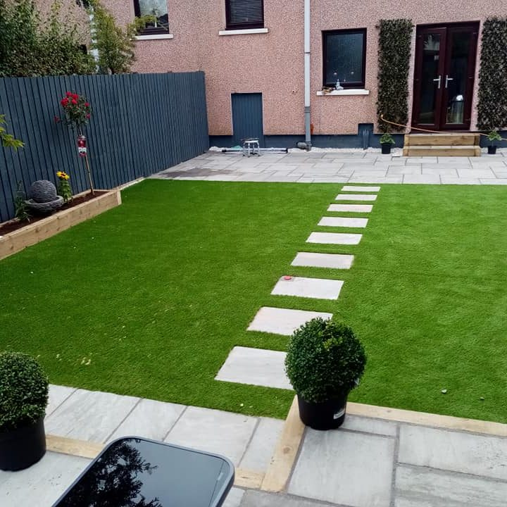 Landscaping Glasgow